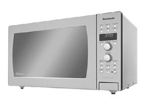 Panasonic NNCD989S Family Size 1.5 cu. ft. Genius Prestige Inverter Microwave / Convection Oven - Stainless Steel (NNCD989S)
