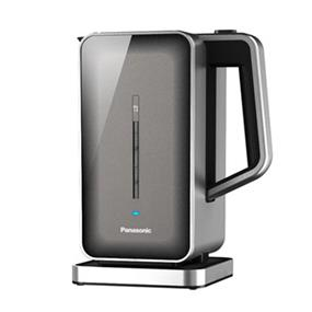 Panasonic NCZK1H 1.4 Litre Electric Kettle with Lime Scale Filter - Grey (NCZK1H)