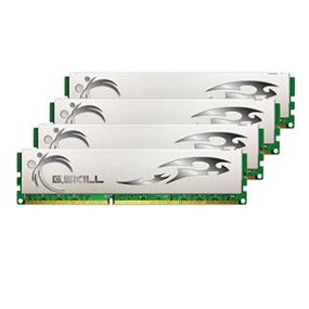 G.SKILL ECO Series 8GB (2GBx4) DDR3 1333MHz CL9  Dual Channel Kit (F3-10666CL9Q-8GBECO)