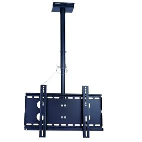 "TygerClaw Tilt Ceiling Mount (CLCD102BLK) Designed for Most 23"" to 37"" Flat-Panel TVs up to 99lbs/45kgs"