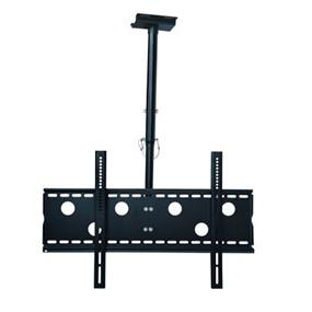 "TygerClaw Tilt Ceiling Mount (CLCD104BLK) Designed for Most 42"" to 70"" Flat-Panel TVs up to 220lbs/100kgs"