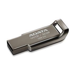 ADATA DashDrive UV131 32GB Magnesium Alloy Unibody USB 3.0 Flash Drive (AUV131-32G-RGY)