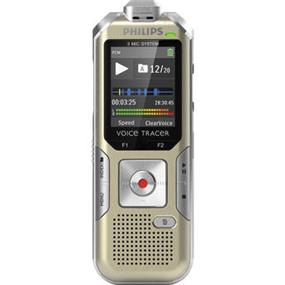 Philips DVT6500 Digital Voice Tracer with 4GB Built-in Memory