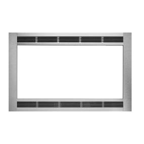 "Panasonic Microwave Trim Kits : 27"" Width - For NNST661/671/681/ NNSD671/691S Full Stainless Steel"
