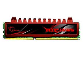 G.SKILL Ripjaws Series 4GB (4GBx1) DDR3 1333MHz CL9 Single Channel Kit (F3-10666CL9S-4GBRL)