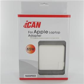 iCAN Replacement Apple Compatible Macbook AC Adapter 85W 20V 4.25A