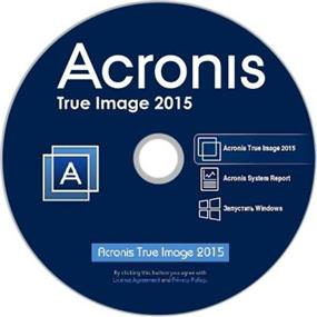 Acronis True Image 2015 (MB) Bi-Lingual