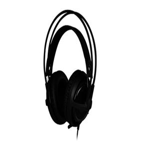 SteelSeries SIBERIA v3 Full-Size Gaming Headset- Black (61357)