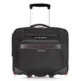 Everki Journey Laptop Trolley ? Rolling Briefcase, 11-Inch to 16-Inch Adaptable Compartment (EKB440)