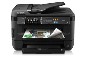 Epson WorkForce WF-7620 Inkjet Color Multifunction Printer