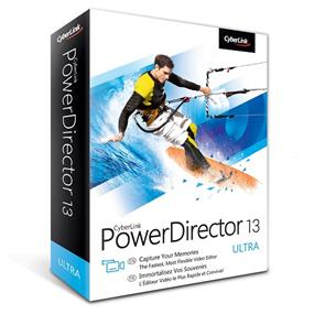 CyberLink PowerDirector 13 Ultra (Bilingual)