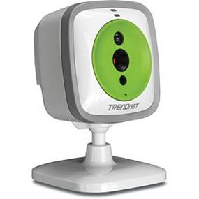 TRENDnet TV-IP743SIC WiFi Baby Network Camera - Color