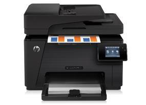 HP Colour LaserJet M177FW Wireless Network Multifunction Laser Printer