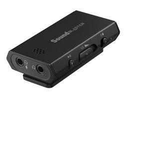 Creative Sound Blaster E1 USB Portable Headphone Amplifier(70SB160000000)