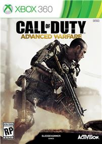 Call Of Duty Advanced Warfare (English Only) (Xbox 360)
