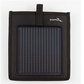 Enerplex Portable Solar Charger, 1.5 Watts output, Black Trim (KR-0001-BK)