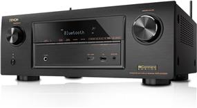 Denon AVR-X3100W IN-Command 7.2 Channel Full 4K Ultra HD A/V Receiver with Bluetooth and WIFI