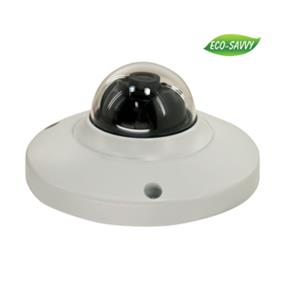 Vonnic Eco-Savvy HD 1080p Day/Night-ICR Weather Proof (IP66) Vandal Proof (IK10) Network IP Dome Camera (VIPD330FW-P)