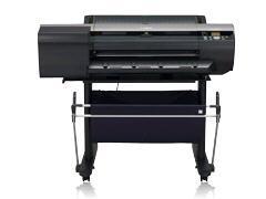 """Canon imagePROGRAF iPF6400 Inkjet Large Format Printer - 12 Color - 24"""" - Color"""