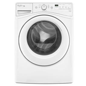 Whirlpool Duet 4.8 cu. ft. I.E.C. HE Front Load Washer with Adaptive Wash Technology - White (WFW72HEDW)