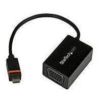 StarTech Slimport to VGA Video Converter Micro USB to VGA Adapter 1080P (SLMPT2VGA)