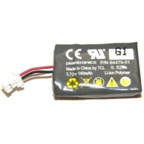 Plantronics Headset Battery - 140 mAh - Lithium Polymer (Li-Polymer) - 3.7 V DC (86180-01)