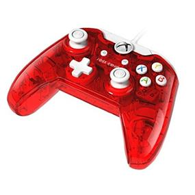 PDP XBox One - Rock Candy Gaming Controller - Red (048-012-NA-RD)