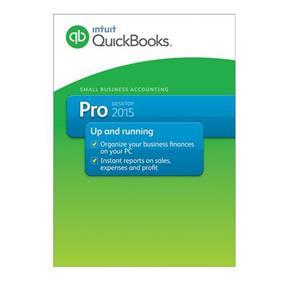 Intuit QuickBooks Pro 2015 (422305)