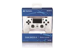 Sony PS4 DualShock 4 Wireless Controller - White