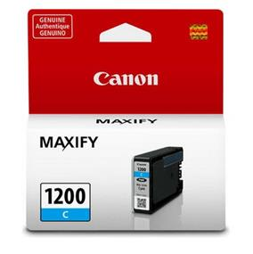 Canon PGI-1200 Pigment Ink Tank Cyan for MB2320/MB2020 (9232B001)