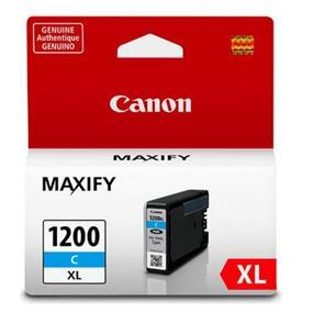 Canon PGI-1200 XL Pigment Cyan Ink Tank (9196B001)