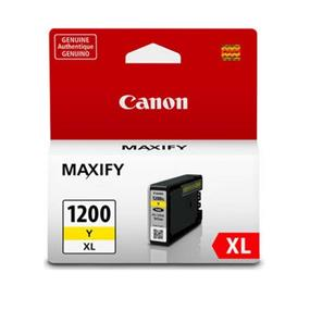 Canon PGI-1200 XL Pigment Yellow Ink Tank (9198B001)
