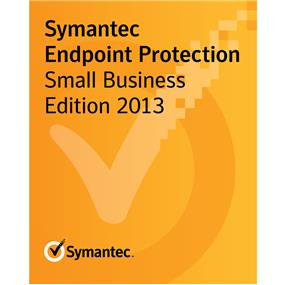 Symantec Endpoint Protection Small Business Edition 2013 - Subscription upfront ( 3 years ) + 24x7 Support - 1 user - Symantec Buying Programs : Express - level A ( 1-24 )