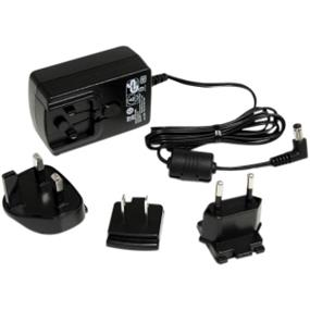 StarTech 12V DC 1.5A Universal Power Adapter - 12V DC - 1.5A For KVM Switch (IM12D1500P)