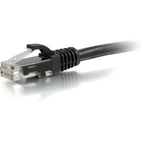 Cables To Go Cat5e Patch Cable - RJ-45 Male - RJ-45 Male (Black) - 100 ft. (27096)