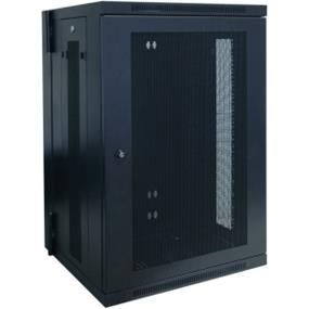 "Tripp Lite SRW18US Wall mount Rack Enclosure Server Cabinet - 19"" 18U Wall Mounted"
