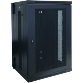 "Tripp Lite SRW18US Wall mount Rack Enclosure Server Cabinet - 19"" 18U Wall Mounted"