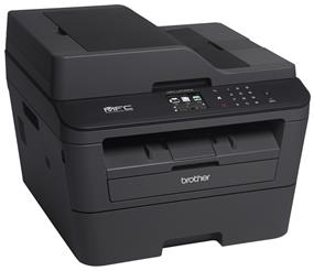 Brother MFC-L2740DW Monochrome Multifunction Laser Printer