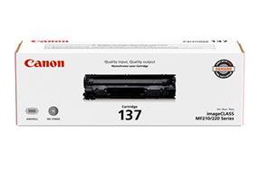 Canon 137 Black Toner Cartridge (9435B001)