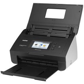 Brother ADS2500W Two-Sided Desktop Color Scanner