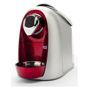 Caffitaly S04 Coffee Espresso Machine - Red & Silver
