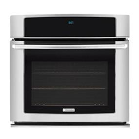 Electrolux 4.2 cu.ft. Self Clean Convection Single Wall Oven with Wave Controls - Stainless Steel (EW30EW55PS)
