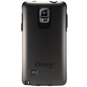 OtterBox 7750499 Symmetry Samsung Galaxy Note 4 Case Black
