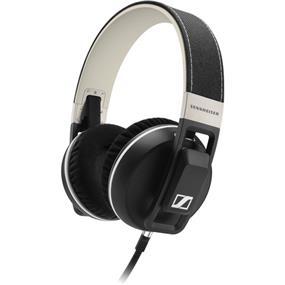 Sennheiser Urbanite XL Over-Ear Headphones (Black, Apple iOS)