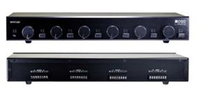 OSD Audio 6 ZONE DUAL SOURCE W/ VOLUME CONTROL (SSVC6D)