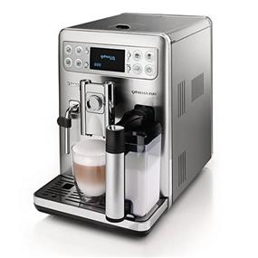 Saeco Exprelia Evo Super-Automatic Fully Automated Coffee Espresso Machine - Stainless Steel (HD8857/47)