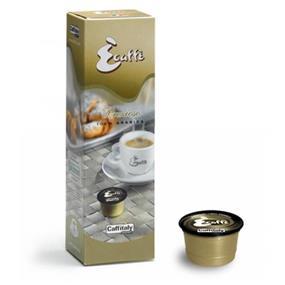 Caffitaly Espresso Capsule Box of 10 - Prezioso