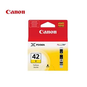 Canon CLI-42 Yellow Ink Cartridge (6387B002)