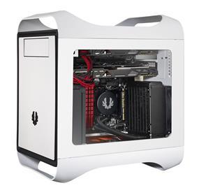 BitFenix Prodigy M White Window Micro-ATX/Mini-ITX Case (BFC-PRM-300-WWWKW-RP)