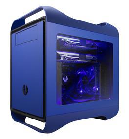 BitFenix Prodigy M Blue Window Micro-ATX/Mini-ITX Case (BFC-PRM-300-BBWKK-RP)